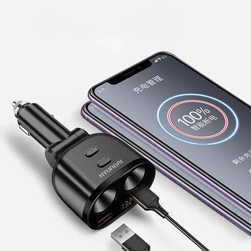 Car charger HY-16