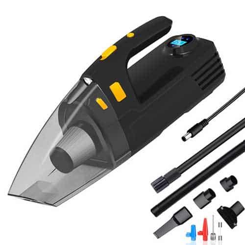 Car Vacuum Cleaner CZK-6624