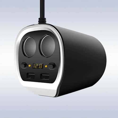Car charger HY-22